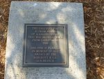 Gallipoli Pine Plaque : 28-05-2014