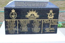 Later Wars Plaques: 25-September-2016 (Roger Johnson)