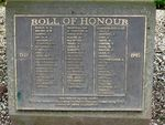 Lucas Company Roll of Honour : 07-December-2011
