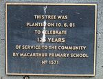 Macarthur Primary School 125th Anniversary : 14-May-2013