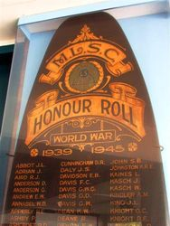 Honour Roll Closeup : 10-January-2015