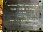 Marinko Tomas Inscription