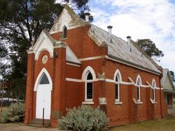 Marong Uniting Church : 22-October-2014