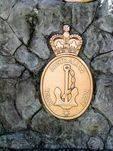 Maroochydore Naval Memorial Insignia