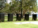 Maroochydore War Memorial Granite Surround