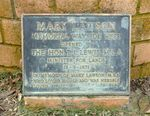 Mary Lawson : 26-November-2012