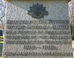 Mathoura War Memorial : 18-July-2012