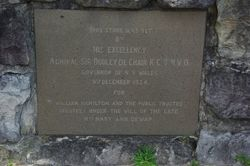 Mary Dewar Plaque : 19-September-2014