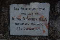 Story Foundation Stone : 19-September-2014