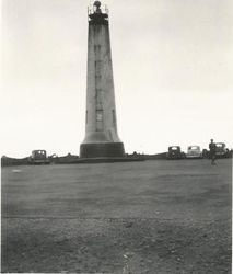 Mount Lofty Obelisk 1955