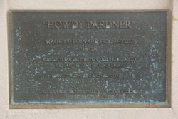 Plaque Inscription :18-February-2015