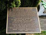 Mavis Parkinson Commemorative plaque