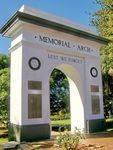 Memorial Arch : Feb 2014