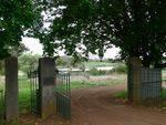 Memorial Gates : 30-October-2011
