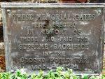 Memorial Gates : 19-February-2012