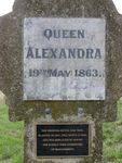 Queen Alexandra Plaques : 15-04-2014