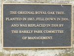 Queen Alexandra Plaque Inscription : 15-04-2014