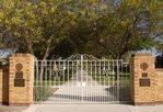 Memorial Walk +Gates 23-04-2014