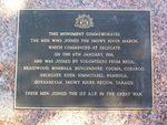 Men from Snowy River War Memorial : 13-May-2011