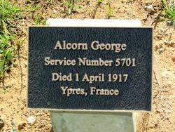 Alcorn Plaque: 07-August-2015