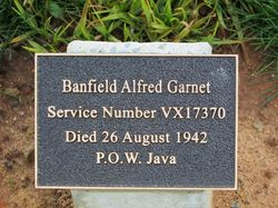Banfield Plaque: 07-August-2015