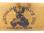 Aust Service Dog Association Logo : 30-05-2014