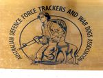 Trackers and War Dogs Association Logo : 30-05-2014