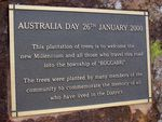 Plaque Inscription : 15-August-2014