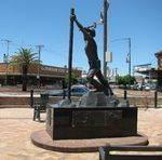 Miners Memorial : 30-December-2009