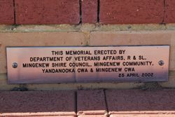 Unveiling Plaque: 19-August-2015