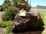 Mining and Pastoral Monument Cobar