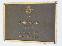 Mack Plaque : 05-May-2015