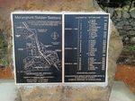 Moranghurk Estate Inscription Closeup: 27-09-2013