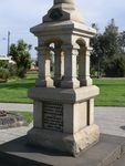 Mordialloc Cenotaph : 17-September-2012