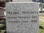 Major Mitchell Inscription : April 2014