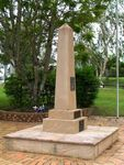 Mudgeeraba War Memorial / March 2013