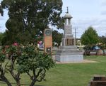 Nagambie War Memorial : 20-October-2011