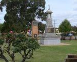 Nagambie War Memorial : 20-October-2011