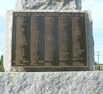 Nagambie War Memorial   Rear