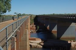 Nanutarra Bridge :09-August-2015