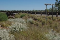 Nanutarra Bridge 2: 09-August-2015