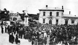1922 : Unveiling of War Memorial : State Library of South Australia - PRG-280-1-36-329