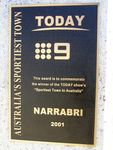 Channel 9 Plaque : 11-August-2014