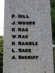 Narre Warren North War Memorial : 10-April-2013