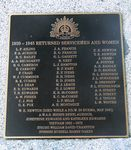 Narre Warren North War Memorial : 10-April-2013