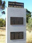 Natte Yallock War Memorial : 30-December-2012