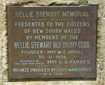Nellie Stewart : 09-January-2013