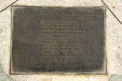 Rededication Plaque : 17-March-2015