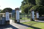 New Lambton Memorial Gates  : 08-August-2011