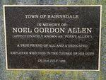 Noel Gordon Allen : 11-August-2011